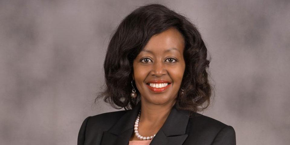 Flora Mutahi, Businesswoman réputée, CEO de Marvin Marsh, la plus grande entreprise de fabrication de thés aromatisés