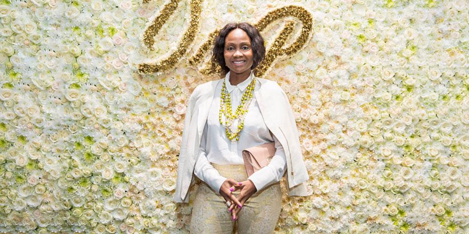 Ipeleng Mkhari, Businesswoman et self-made millionnaire