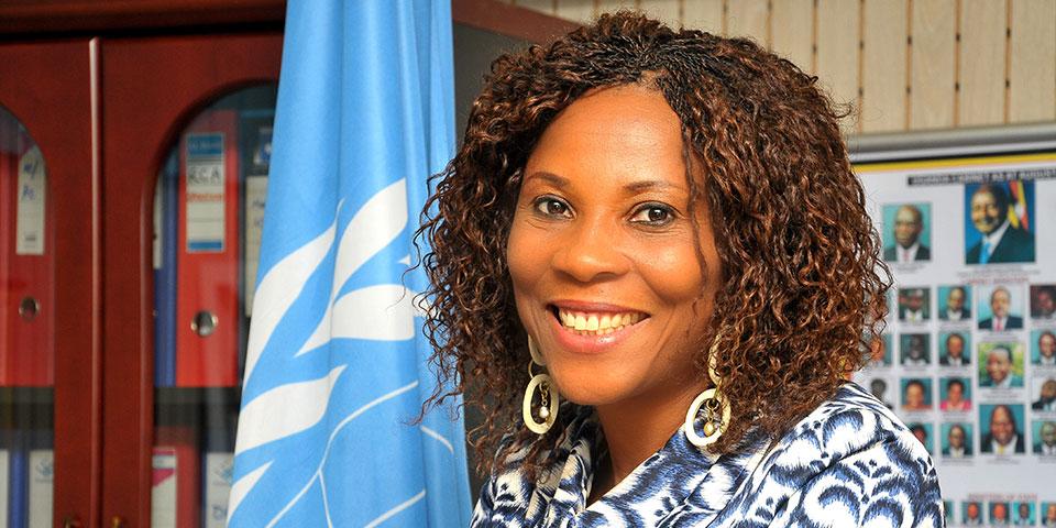 Ahunna Eziakonwa, Directrice/Afrique Du PNUD