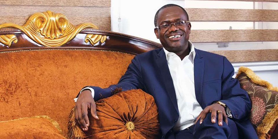 Joseph Siaw Agyepong, L'exceptionnelle Success Story D'un Entrepreneur Devenu Multimillionnaire Grâce À La Gestion Des Déchets