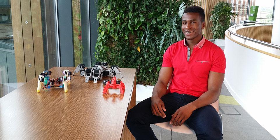 Silas Adekunle, Le Jeune Entrepreneur Qui Révolutionne L'industrie Mondiale Du Jeu