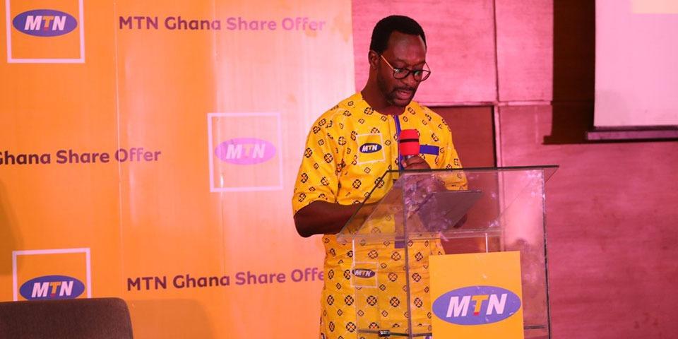 Selorm Adadevoh, Spécialiste De L'innovation Technologique, Nouveau Ceo De Mtn Ghana