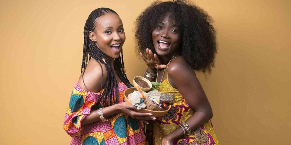 Tutuwa Ahwoi (Ghana) et Thato Tau (Botswana) lauréates du prix « Sundial Brands » à la Harvard Business School