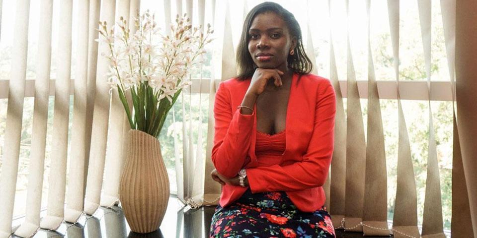 Sherifah Tumusiime, créatrice de la startup Zimba Women