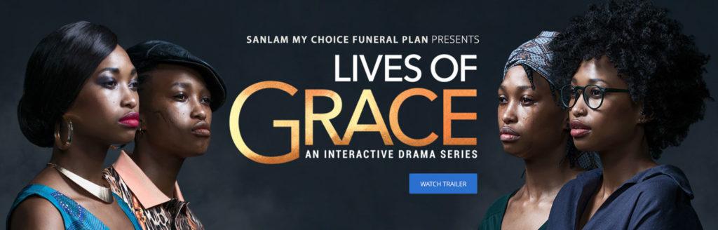 «Lives Of Grace», la première serie interactive sur téléphone