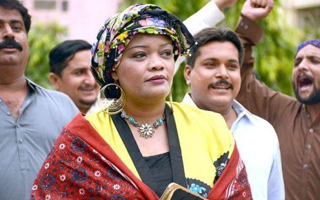 Tanzeela Qambrani