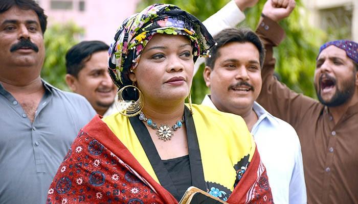 Tanzeela Qambrani, première personnalité d'origine africaine élue députée  au Pakistan