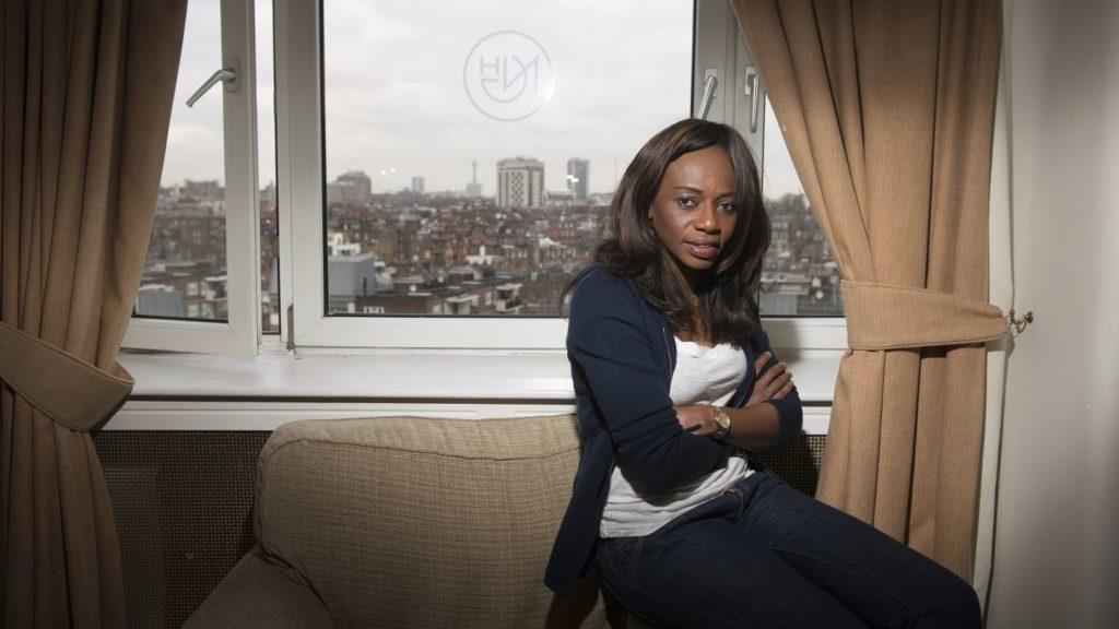 Isha Johansen, l'unique femme présidente d'une fédération nationale de football en Afrique