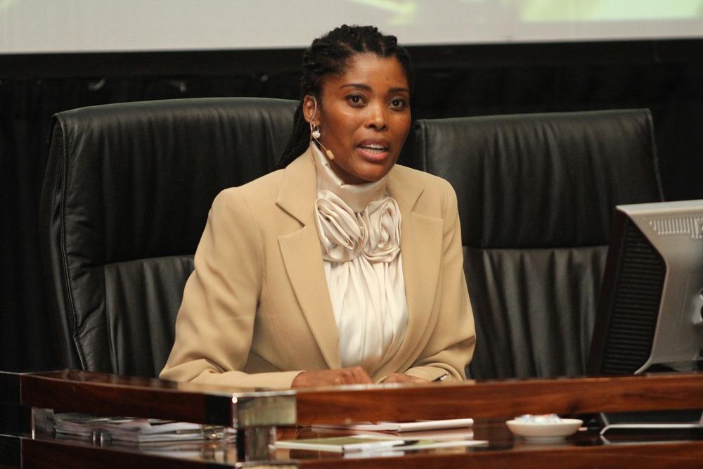 Thembi Kunene-Msimang, nouvelle responsable de l'image de marque de l'Afrique du Sud