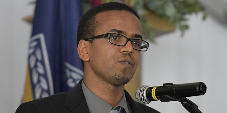 Dr Amir Aman Hagos, 32 Ans, Ministre De La Santé En Éthiopie