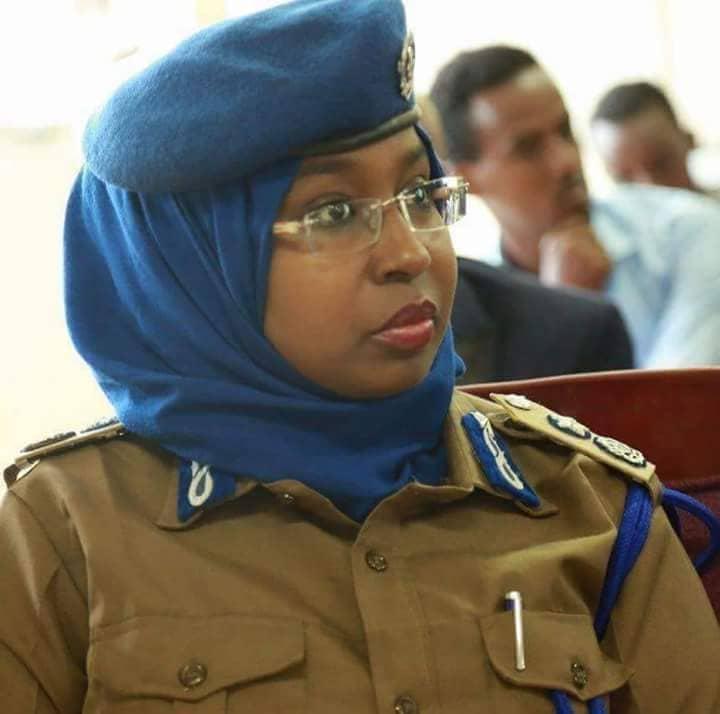 Zakia Hussein nommée numéro 2 de la police en Somalie