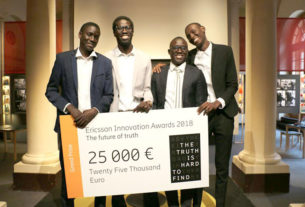 Ericsson Innovation Awards