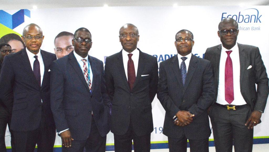 Le congolais Yves Mayilamene nommé Directeur exécutif Groupe, Ressources Humaines d'Ecobank