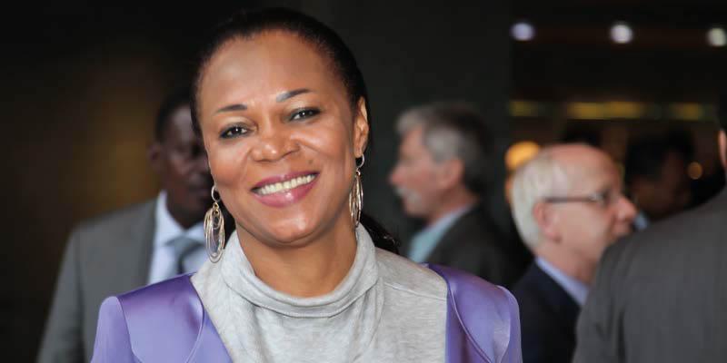 Henriette Kabore, la reine du BTP au Burkina Faso