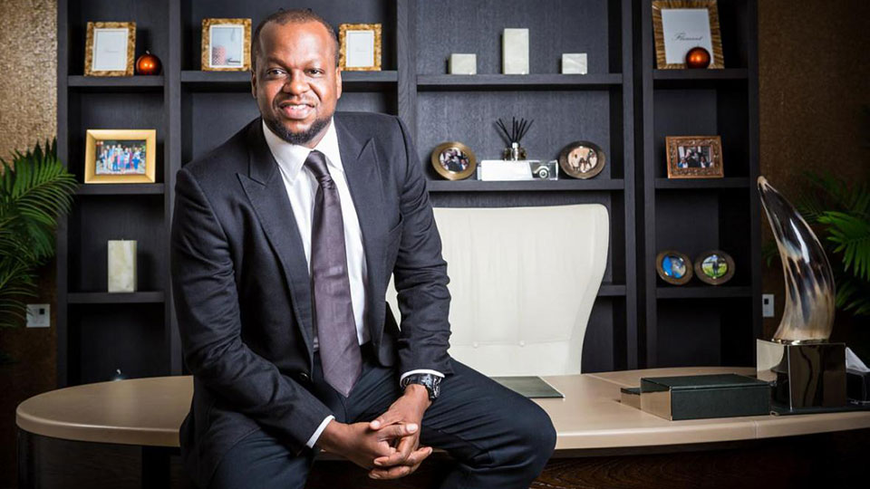 Igho Sanomi, La Formidable Success Story Du Plus Jeune Milliardaire Du Nigeria