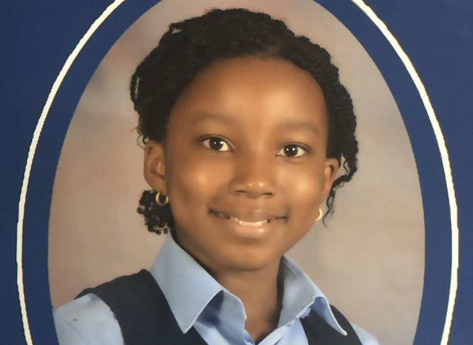 Kambinachi Kanu, 10 ans, remporte le concours Ericsson «Girls Who Innovate»