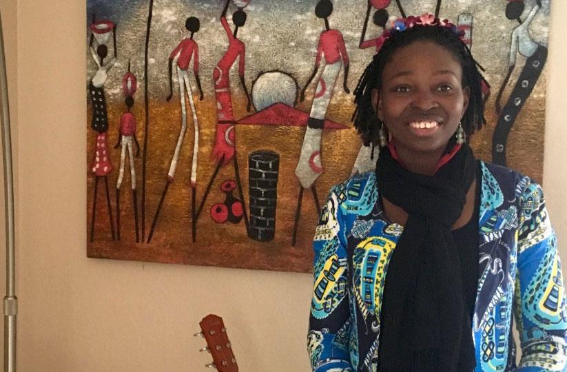 Marie-Ange Eyoum Tagne, L'ingénieure Camerounaise Qui Excelle À La Silicon Valley