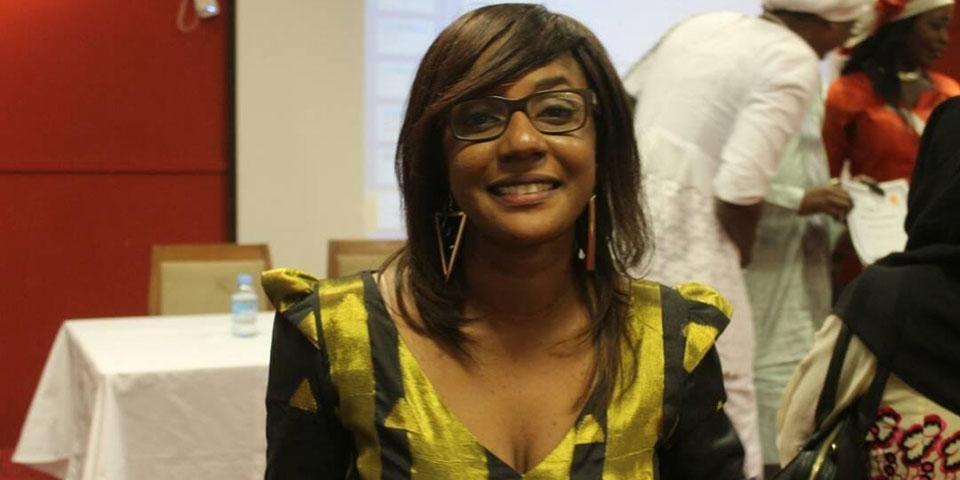 Marième Ciré Sall Lauréate De La Première Édition Du Concours «Startup Women Rim» (République Islamique De Mauritanie)