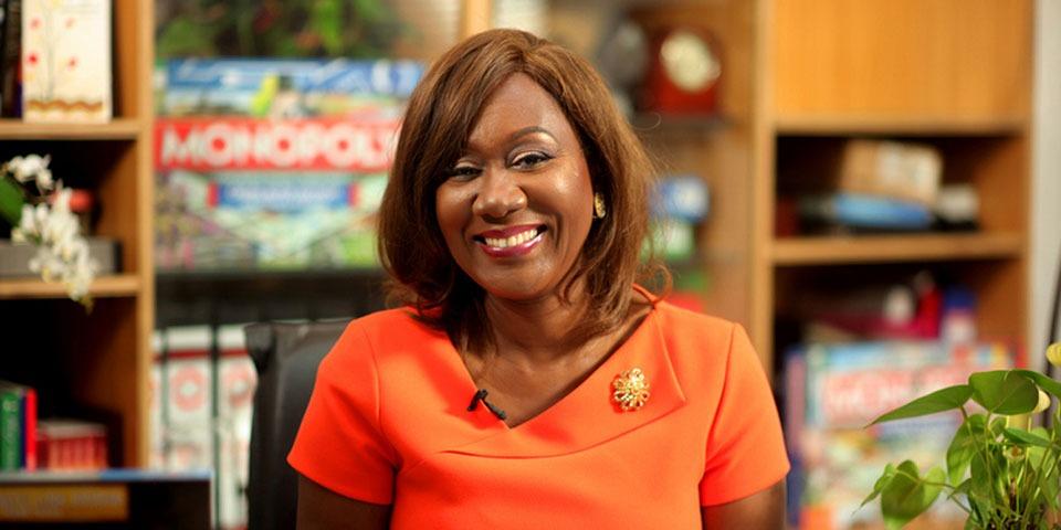 Nimi Akinkugbe, La Spécialiste Du Business Des Jeux De Société