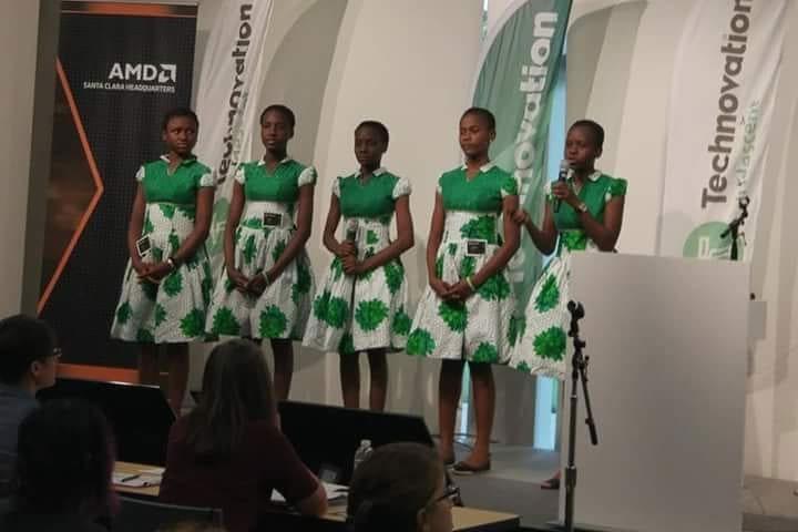 Des adolescentes nigérianes remportent le «Technovation World Pitch Summit 2018»