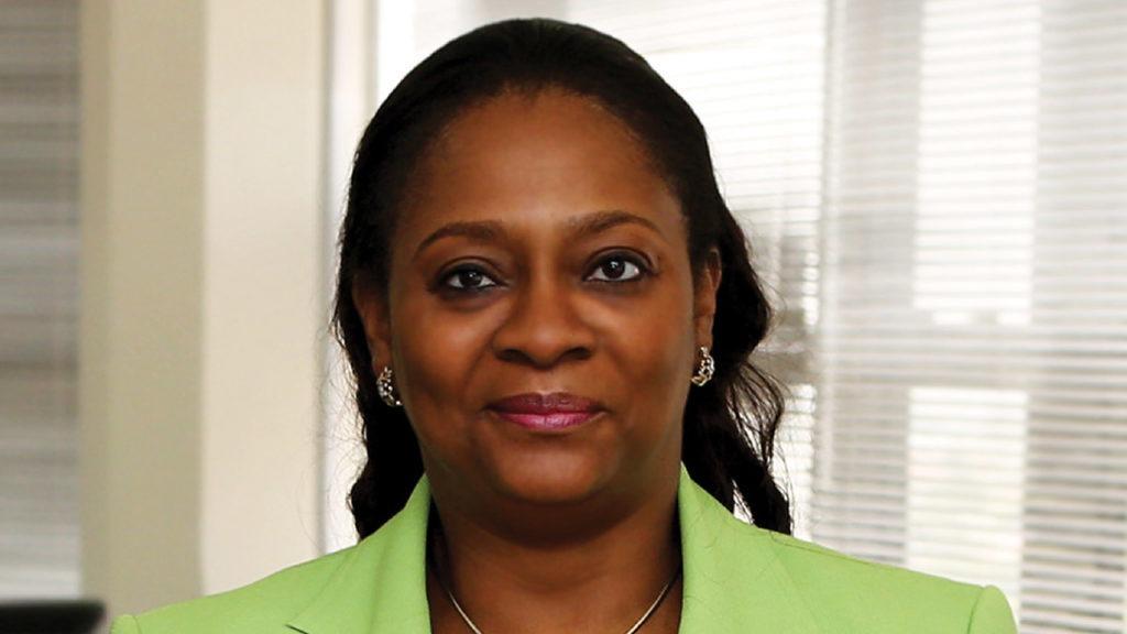 Arunma Oteh l'innovante Vice-présidente et trésorière de la Banque mondiale