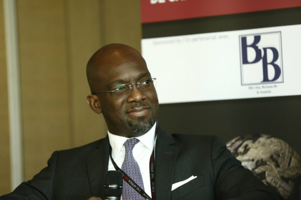 Le togolais Paul-Harry Aithnard nommé DG d'Ecobank Côte d'Ivoire et Directeur régional pour la zone UEMOA