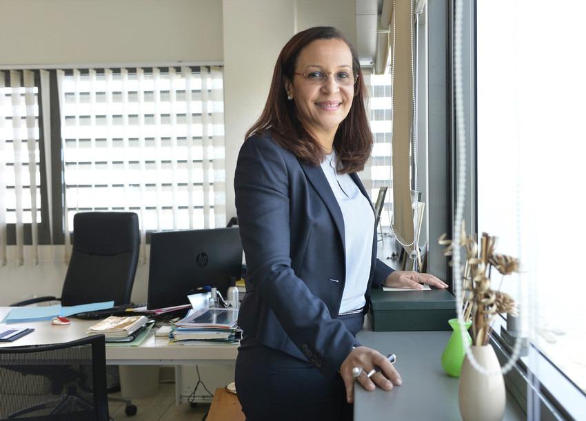 Madeleine Edmée Berre, influente personnalité du secteur public et privé au Gabon