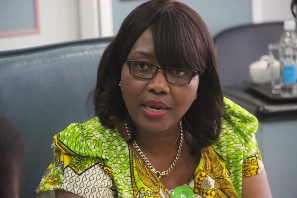 Saara Kuugongelwa-Amadhila, l'unique femme actuellement Premier ministre en Afrique