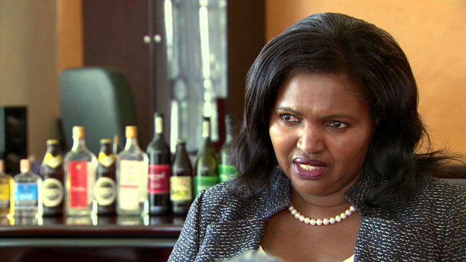 Tabitha Karanja, Propriétaire De La Plus Grande Brasserie Privée Du Kenya
