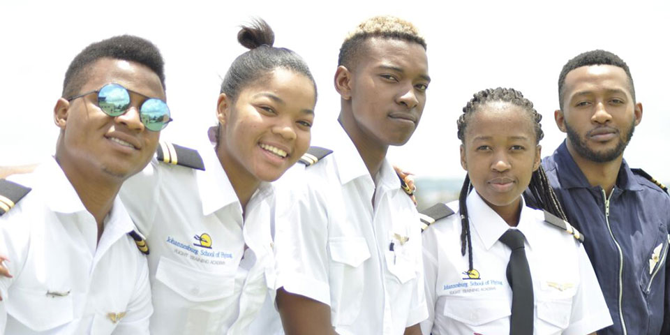 Young African Aviators