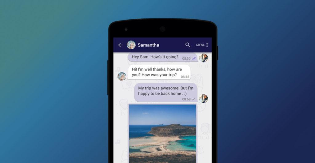 Afrique du Sud:Moya Messenger, l'application «data free» qui veut concurrencer Whatsapp