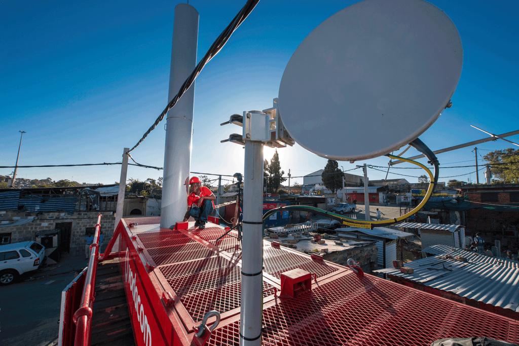 Lesotho: Vodacom lance le premier service Internet 5G en Afrique