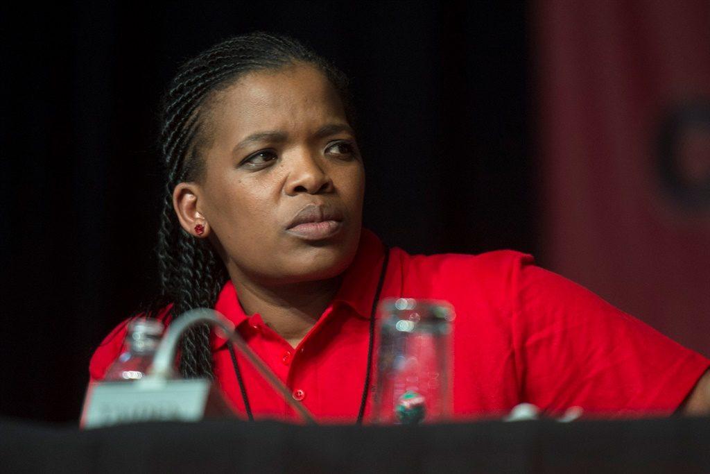 Afrique du Sud: Zingiswa Losi, première femme élue présidente de la confédération des syndicats