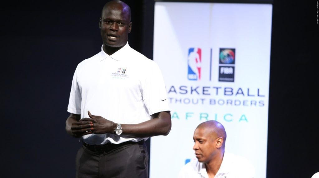 Amadou Gallo Fall, artisan de l'expansion de la NBA en Afrique