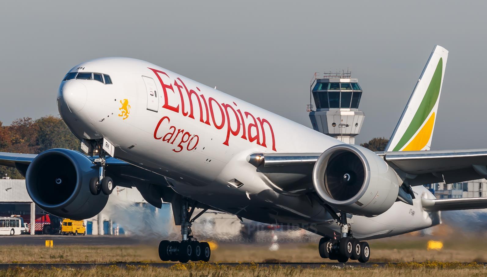 Ethiopian airlines lance la toute première route de fret entre l ...