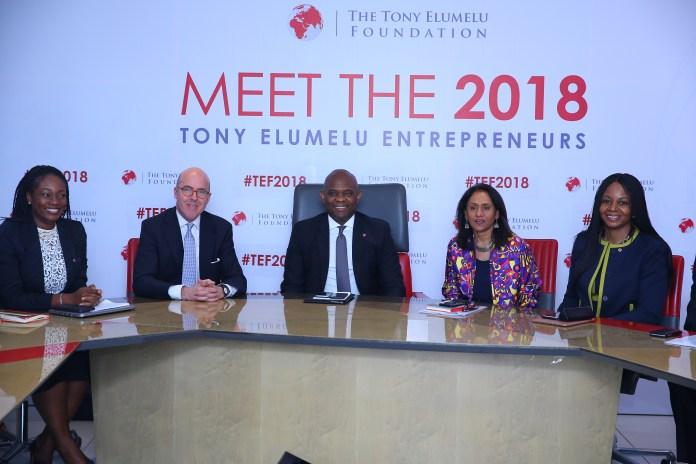 Tony Elumelu Foundation va lancer TEFConnect, le « Facebook » des entrepreneurs africains