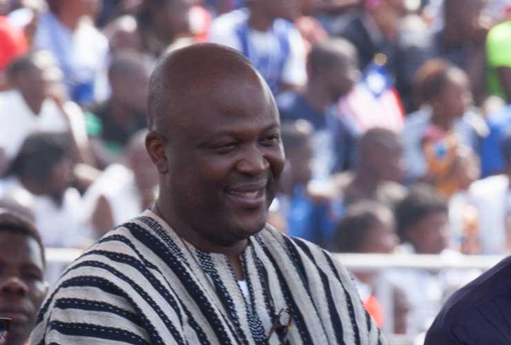 Ibrahim Mahama, fondateur de la plus grande entreprise minière locale en Afrique de l'Ouest