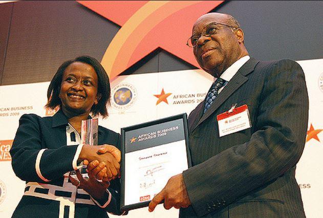 Marianne Mwaniki  nommée Senior Vice-présidente de Visa Inc