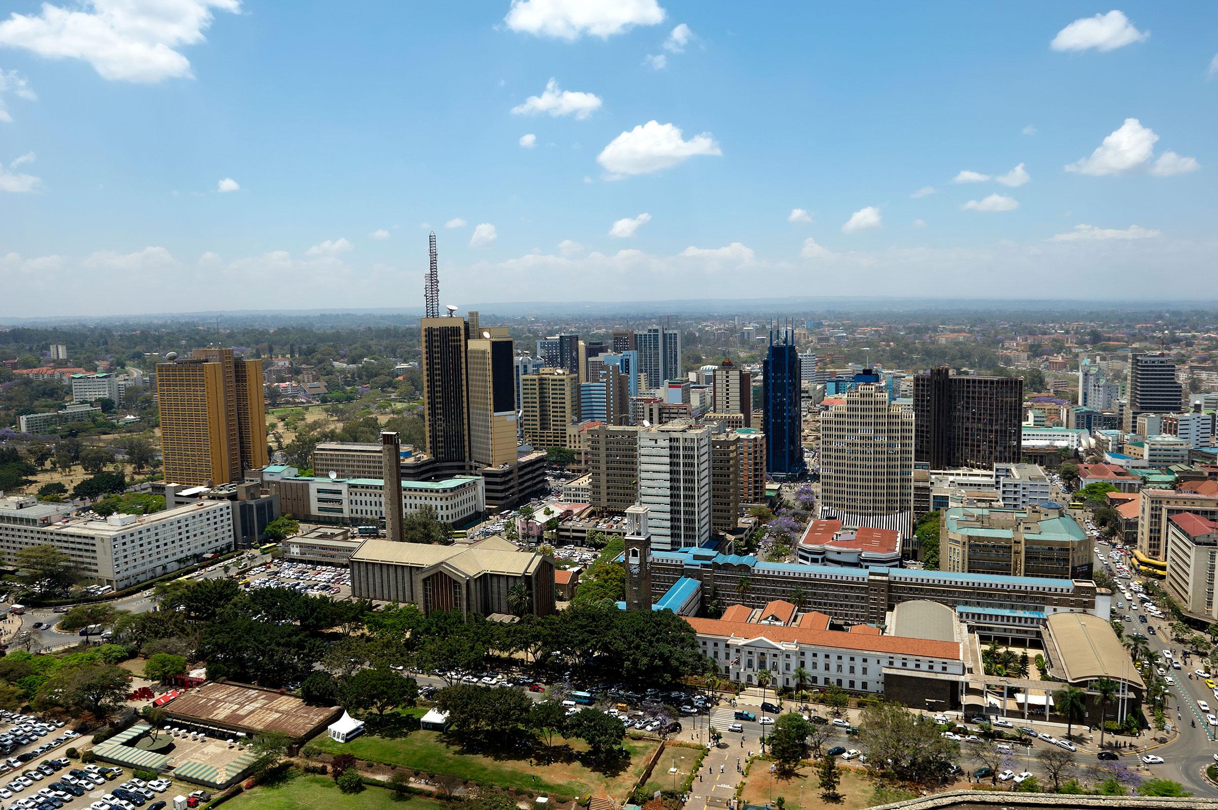 Top 10 Des Villes Africaines Les Plus Riches African Shapers