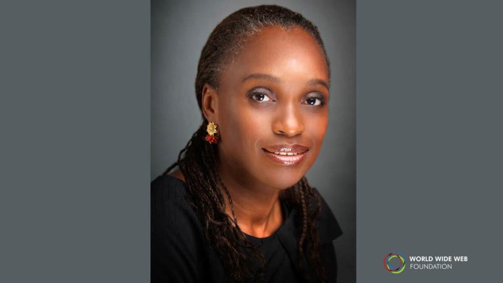 Omobola Johnson, Gouroude la tech, nommée au Conseil d'administration de la World Wide Web Foundation