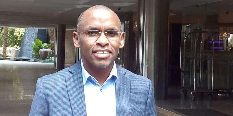 Peter Ndegwa,  premier Africain Directeur général de la multinationale Diageo en Europe