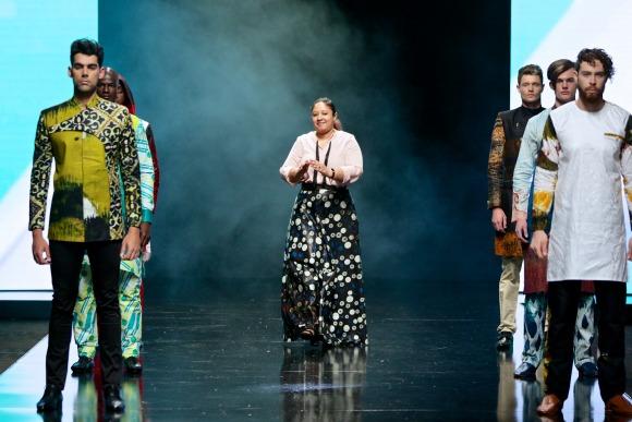 Foire de la mode de Durban: Nassim Samma gagnante du «Best African Collection Award»