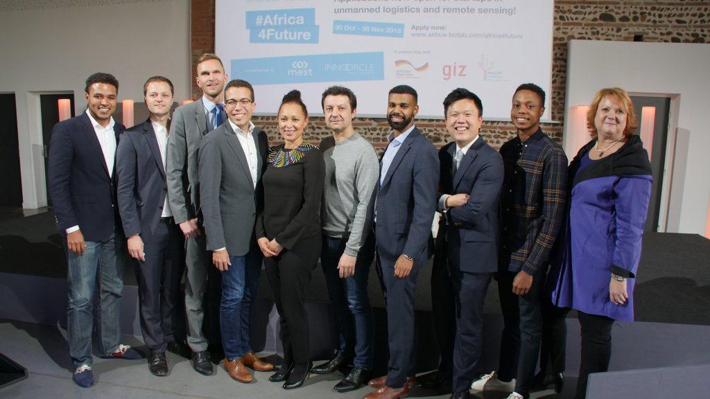Startups: Airbus lance la deuxième édition du concours #Africa4Future