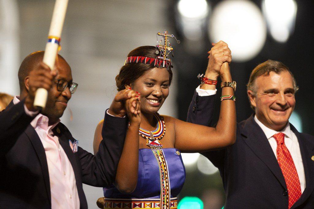 Amref Health Africa, première ONG africaine de santé publique, lauréate du prix «princesse des Asturies 2018»