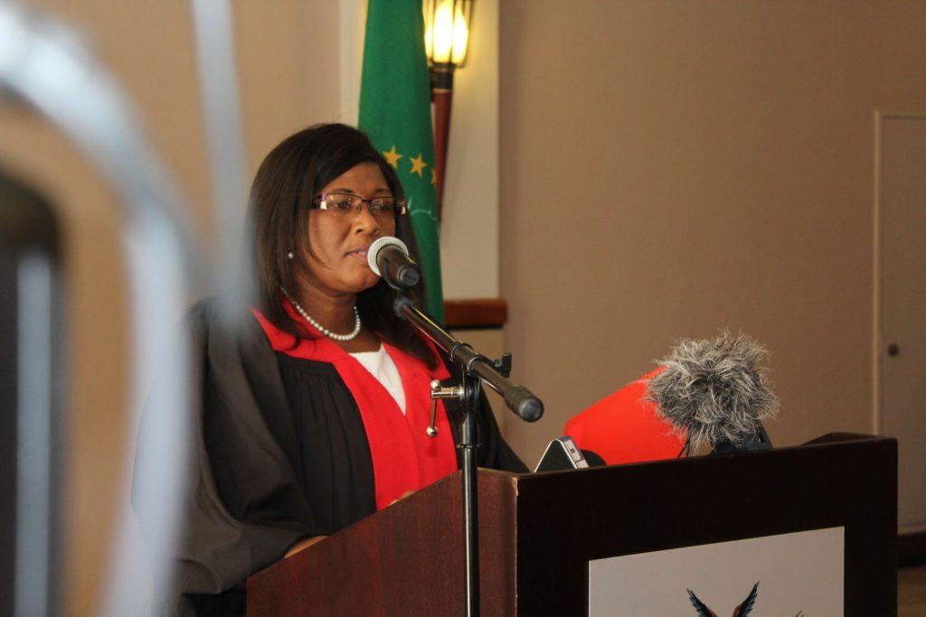 Namibie: Johanna Salionga, magistrate en chef du pays, nommée juge à la Haute Cour