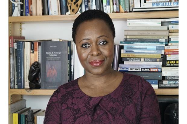 La camerounaise Olivette Otele devient la première femme noire professeure d'histoire au Royaume-Uni