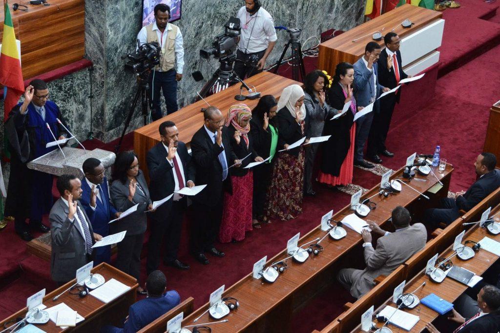 Éthiopie: le Premier ministre nomme un nouveau gouvernement avec 50% de femmes