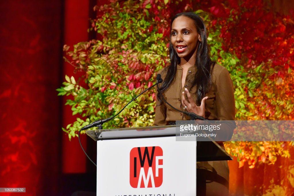 Médias: La journaliste soudanaise Nima Elbagir, lauréate de trois prix successifs