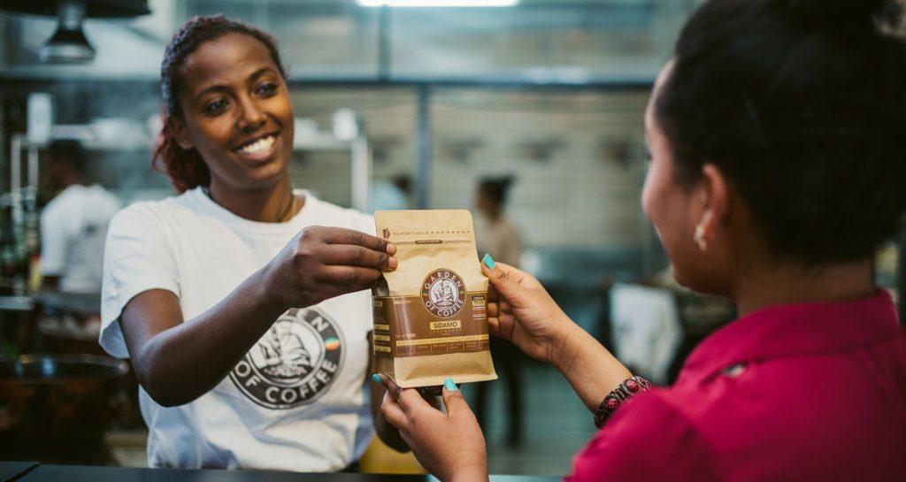 la marque «Garden of Coffee» envisage l'ouverture de 100 cafés en Chine