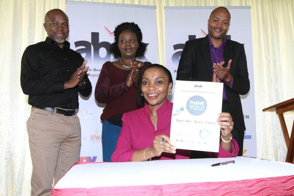 Lina Githuka nommée Directrice générale de Kenya Wine Agencies Ltd (KWAL)